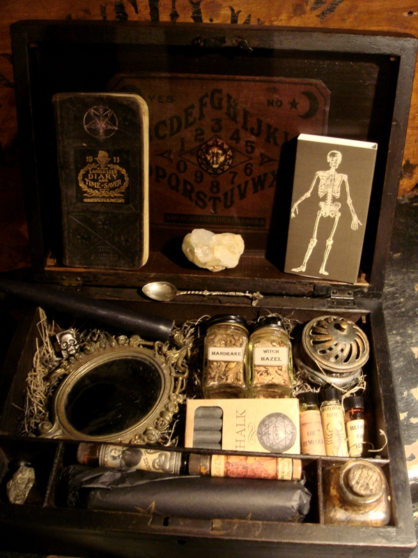 Wicked Occult Travel Kit